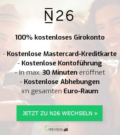 N26 Konto Löschen